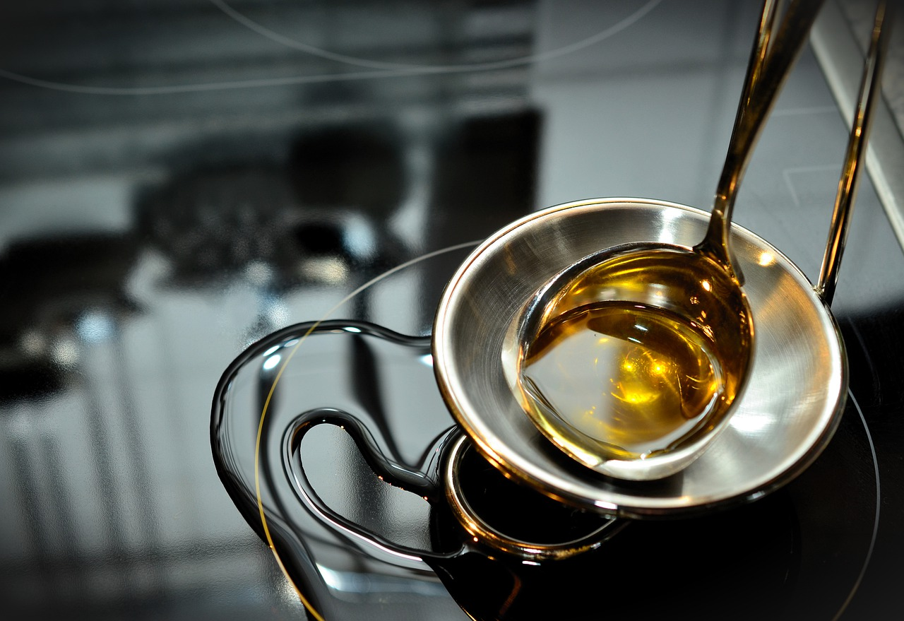 Leinöl - Ein überhöhter Leinölkonsum kann ungesund bzw. schädlich sein.