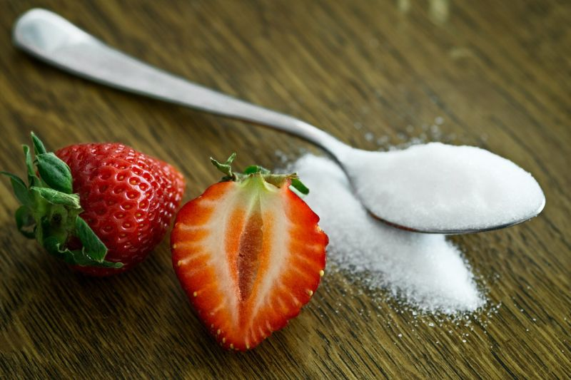 Zucker pro Tag