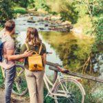 Zwei Flussradwege sind schöne Routen für Genussradler