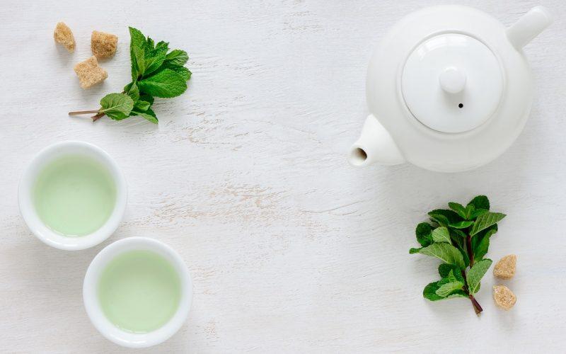 Grüner Tee Ziehzeit