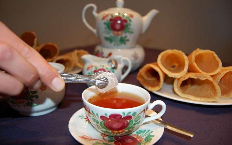 Tee und Kluntje